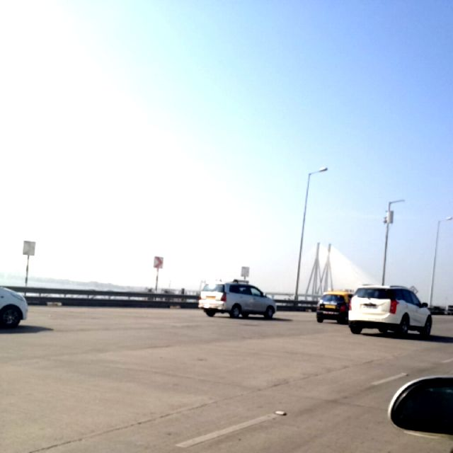 Bandra Sea Link Toll - Mumbai