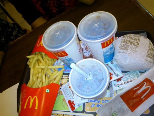 McDonalds - Hyderabad