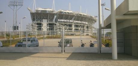 Subrata Roy Sahara Stadium - Pune