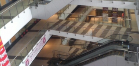 Pink Square Mall - Jaipur